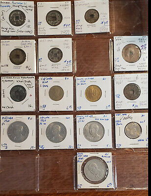 Vietnam Coin Lot