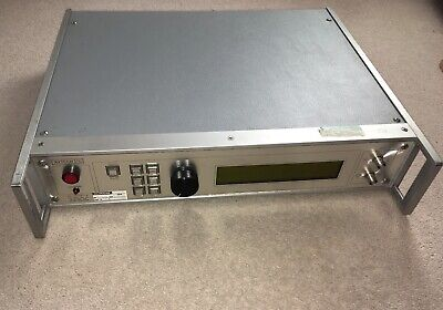 Avtech AV-1011B1-B Pulse Generator can switch on but NOT tested