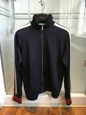 Gucci Technical Tracksuit Jacket Size Medium w/ Receipt