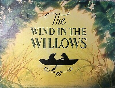 Wind in the Willows boxed game