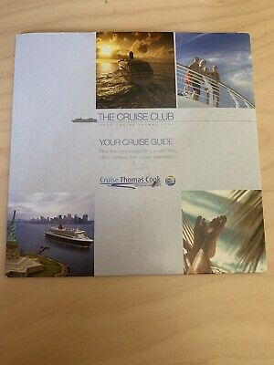 Thomas Cook The Cruise Club Cruise Guide DVD