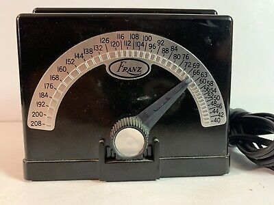 Franz Electric Metronome Model LM-4
