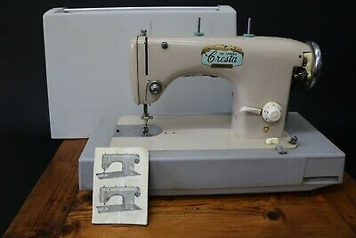 Cresta Sewing Machine 126.2 Industrial Heavy Duty Needs Pedal