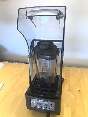 Vitamix Blender - The Quiet One. Commercial