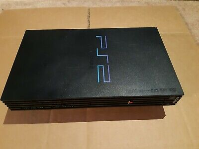 Playstation 2 - PS2 Console - No Cables - *Untested*