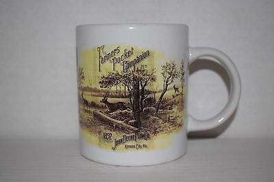 Collectible John Deere Farmers Pocket Compion Coffee Mug - Gibson Design