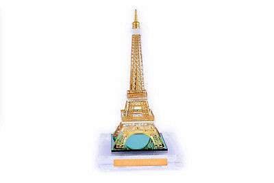 Crystal Made Eiffel Tower of Paris Decorative Showpiece / Corporate Gift