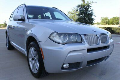 "2007 X3 3.0si AWD M SPORTS PKG 18"" M WHEEL PKG PANOROOF 2007 BMW X3 3.0si ALL WHEEL DRIVE SPORTS PKG 18"" M LOGO WHEEL PKG PANO"