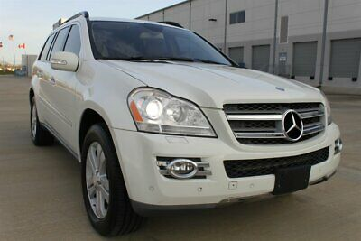 2008 GL-Class GL 320 CDI NAV DVD REARCAM 2 ROOFS FREE SHIPPING 2008 MERCEDES-BENZ GL 320 CDI WOOD STEERING NAV DVD REARCAM 2 ROOFS HEATED SEATS