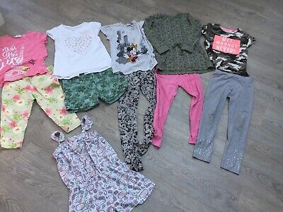 Bundle Of Girls Clothes Aged 9-10 Years Inc NEXT H&M