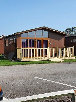 Beautiful Holiday Chalet To Let, 6 birth.