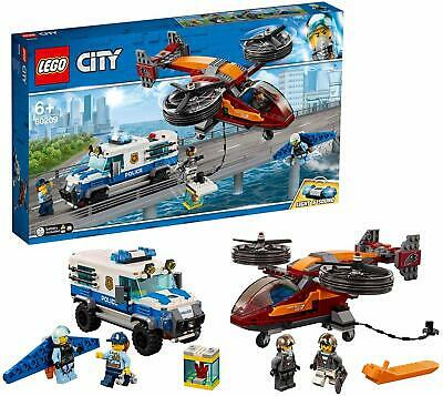 Lego 60209 City Polizei Diamantenraub