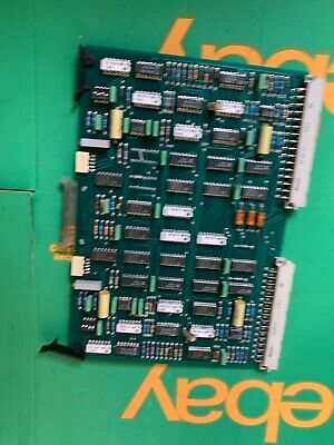 DTPL 530 PCB Board - Fisons GC8000