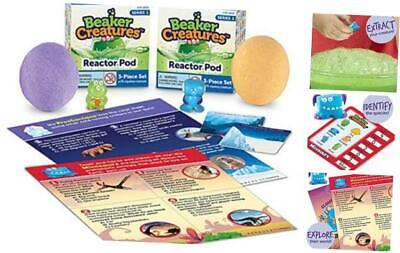 Learning Resources Beaker Creatures Reactor Pod, Homeschool, Science Toy,