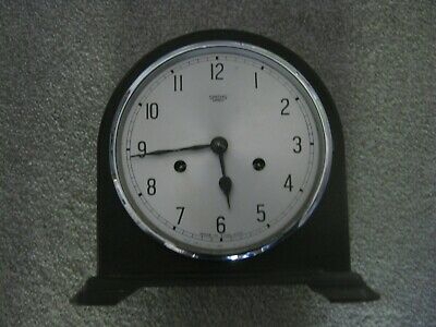 Smiths Enfield Bakelite Striking Clock
