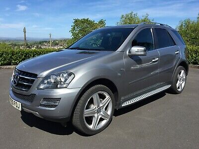 Mercedes Benz Ml350 Grand Edition 2010 Only 57000 Miles In The Same Family From