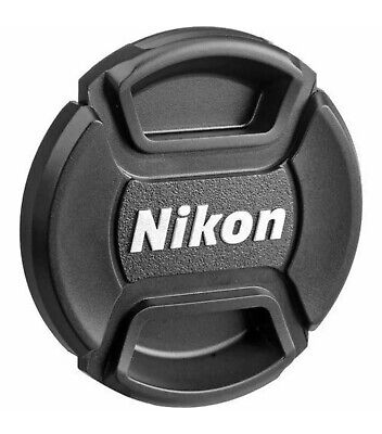 58mm Snap On Lens Cap Front Cover for Nikon Camera Pro Equipment DSLR Protect