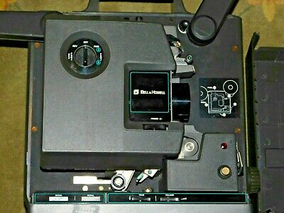 BELL & HOWELL 16 mm Filmosound Projector 2590A  >>> WATCH VIDEO! 16mm