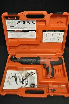 Ramset Cobra+ 0.27 Caliber Semi-Automatic Powder-Actuated Tool w/ Case