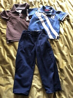 Joules, Marks And Spencer Boys Bundle Age 2-3 Used
