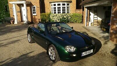 2001 MGF 1.8i VVC EVERYTHING needed has been done - Probably THE best all round