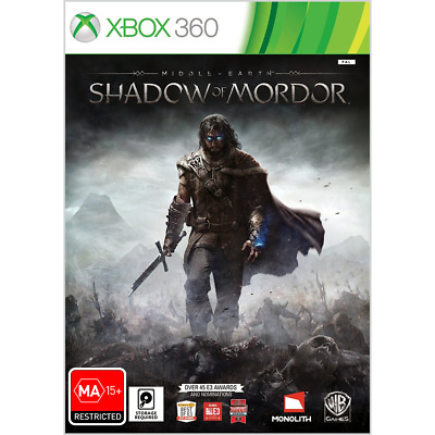 Middle-Earth: Shadow of Mordor preowned - Xbox 360 - PREOWNED