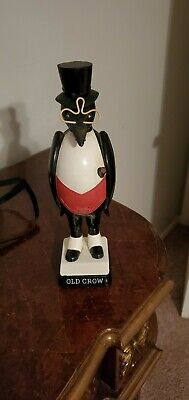 Old Crow Whiskey transistor