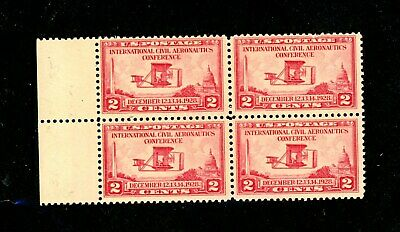 US Scott # 649 - MNH - Block of 4 Stamps - Nice Stamps