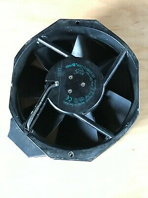 "EBM W2E142-BB05-01 Fan- 115V- Made in Germany- 6 3/4"" X 6"" TESTED!! WORKS!!"