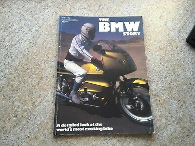 Motorcycle book THE HISTORY OF BMW
