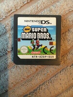 New Super Mario Bros. (Nintendo DS, 2006)