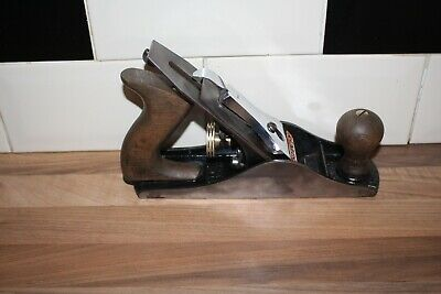 VINTAGE STANLEY/BAILEY No 4 SMOOTHING PLANE