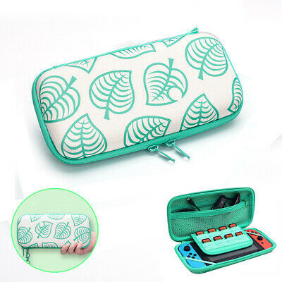 For Nintendo Switch & Switch Lite Animal Crossing Carrying Case Protective Bag
