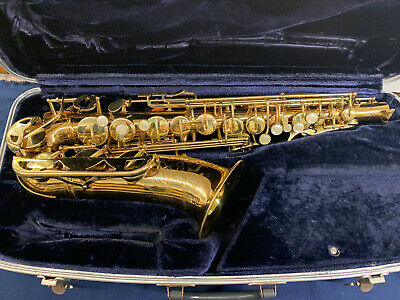 Vintage Conn Alto Saxophone (Serial # 175113) VERY GOOD USA
