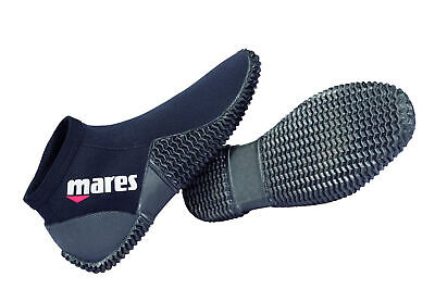 Mares Men's Equator 2mm Dive Boot, Black, Size 070