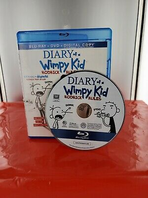 Blu-Ray Diary Of A Wimpy Kid: Rodrick Rules