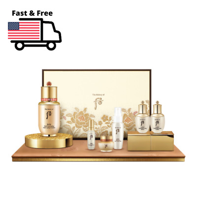 The History of Whoo  Bichup Self-Generating Anti-Aging Essence Set