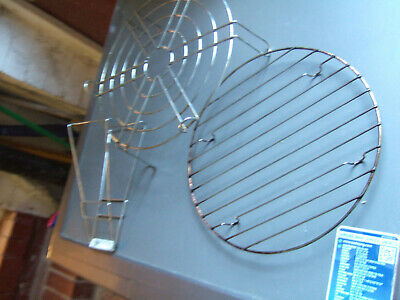 rack and  tongs  for halogen oven