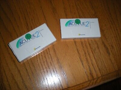 Acuvue Oasys 2 Contact Lenses NewD +1.00    BC 8.3   DIA 14.0