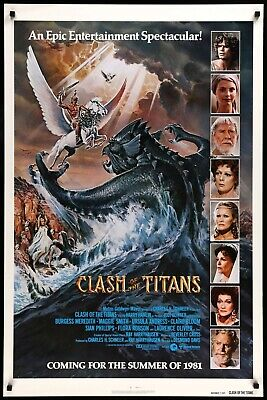Super 8mm  - CLASH OF THE TITANS 1981  DIGEST COLOR / SOUND USED VERY GOOD