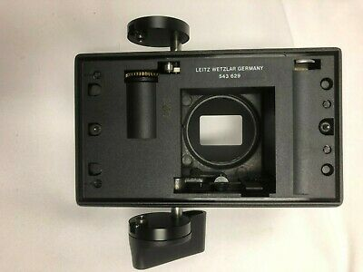 Leica Leitz Microscope 35 MM Film Interchangeable Cassette  f/Camera 543629