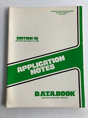 D.a.t.a. Semiconductor Application Notes Dec 1980 80S Engineering Edition 18