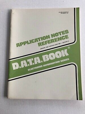 D.a.t.a. Semiconductor Application Notes June 1982 80S Engineering Edition 21