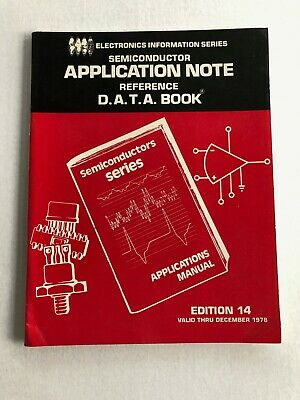 D.a.t.a. Semiconductor Reference Notes Dec 1978 70S Engineering Edition 14