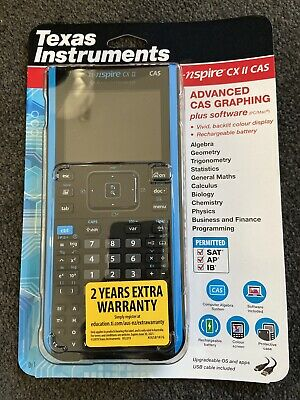 Texas Instruments Inspire Calculator CXII-CAS $225AUD
