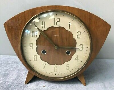 Vintage Smiths Made in Great Britain Mantel Clock *Spares/Repairs*