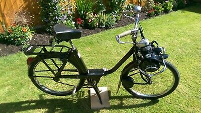 VELOSOLEX 1700 FRENCH MOTORCYCLE 1960 WITH V5 - all paperwork sorn