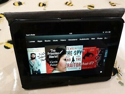 Kindle Fire Hd 7 16gb Tablet