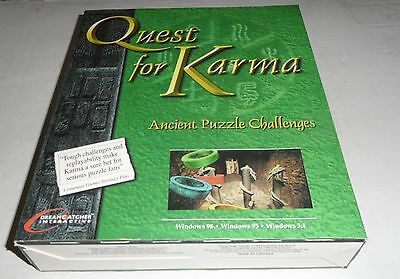 Quest for Karma  - PC game English