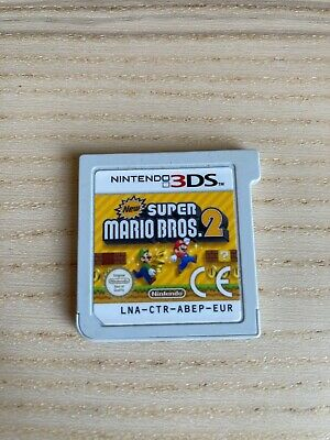 New Super Mario Bros. 2 - Nintendo 2DS 3DS - CART ONLY